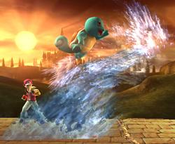 Smash Bros. Brawl Update: Pokemon Trainer Moves