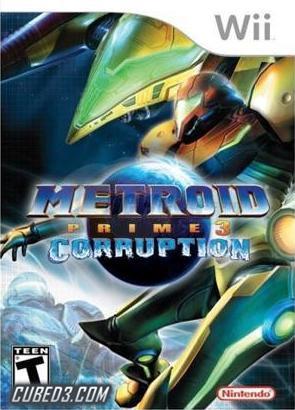 Possible Metroid Prime box art???