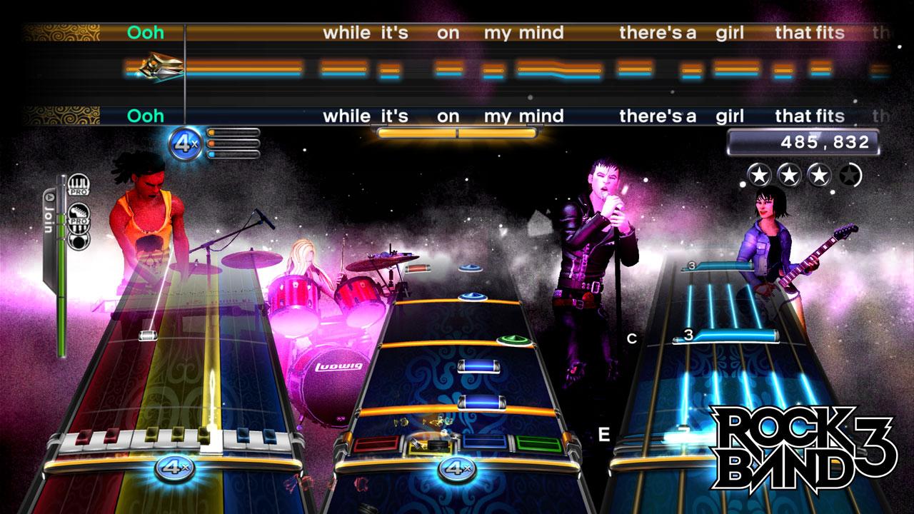 E3 2010: Rock Band 3 Impressions