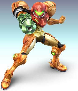 Smash Bros. Update: Samus