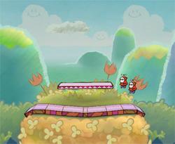 Smash Bros. Brawl Update: Yoshi's Island