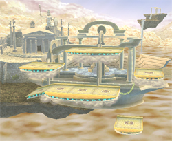 Smash Bros. Update: Skyworld