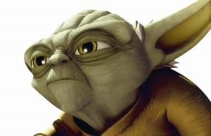 Star Wars Clone Wars Yoda