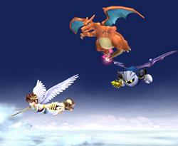 Brawl Update: Gliding