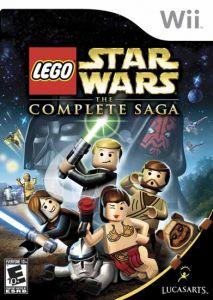 Lego Star Wars: The Complete Saga boxart