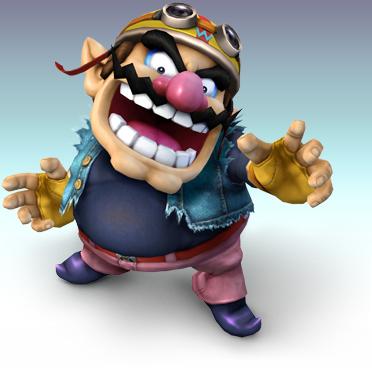Smash Bros. Brawl Update: Wario