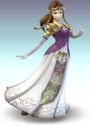 Smash Bros. Update: Zelda!!