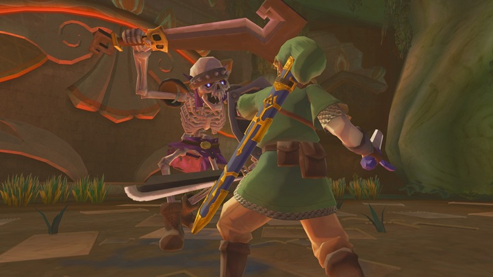 Aonuma Talks Legend Of Zelda: Skyward Sword