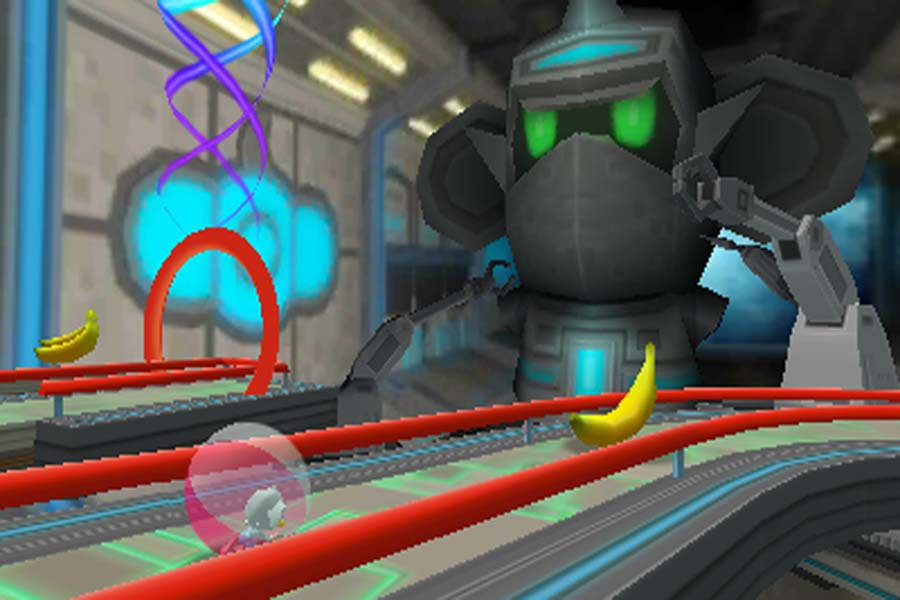 SEGA announces Super Monkey Ball series in the third dimension