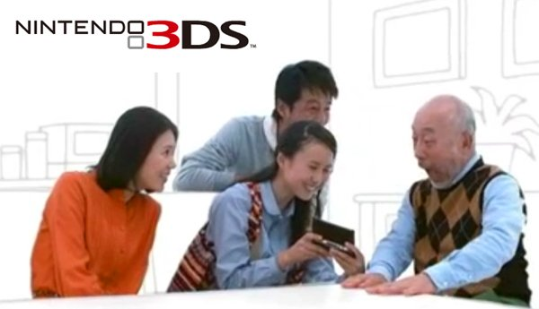 Nintendo 3DS – software lineup trailer