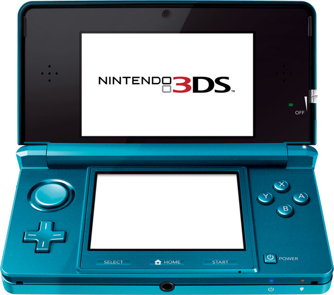 Pure Nintendo 3DS Reveal Update