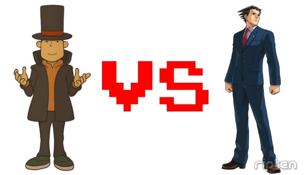 Professor Layton Vs. Ace Attorney only for Japan For Now…Let Your Voice Be Heard