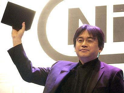 Iwata Q&A session – 3DS