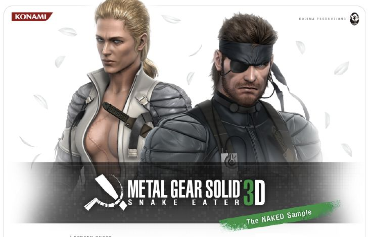 Metal Gear Solid 3DS: Snake Eater – 7 minute trailer