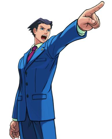 """Level-5 Announces """"Professor Layton Vs. Ace Attorney"""" for the 3DS- off-screen trailer footage"""