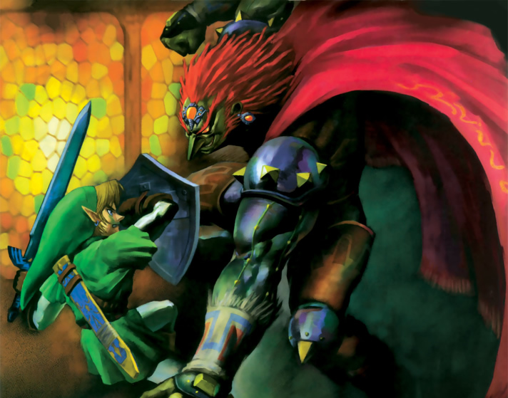videos 3ds legend of zelda ocarina of time 3d gameplay gohma battle by    Zelda Ocarina Of Time 3ds Gameplay
