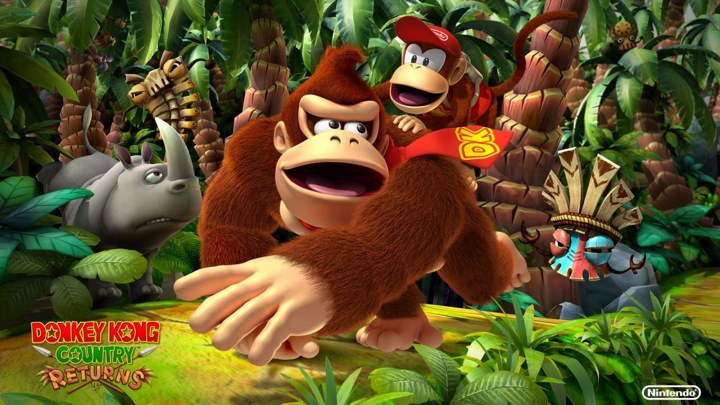 Donkey Kong Country Returns 3D – TV Commercial