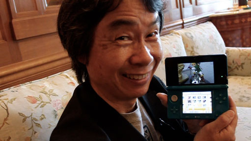 Miyamoto Talks Wii Successor Rumors, Zelda, New AR Games and More