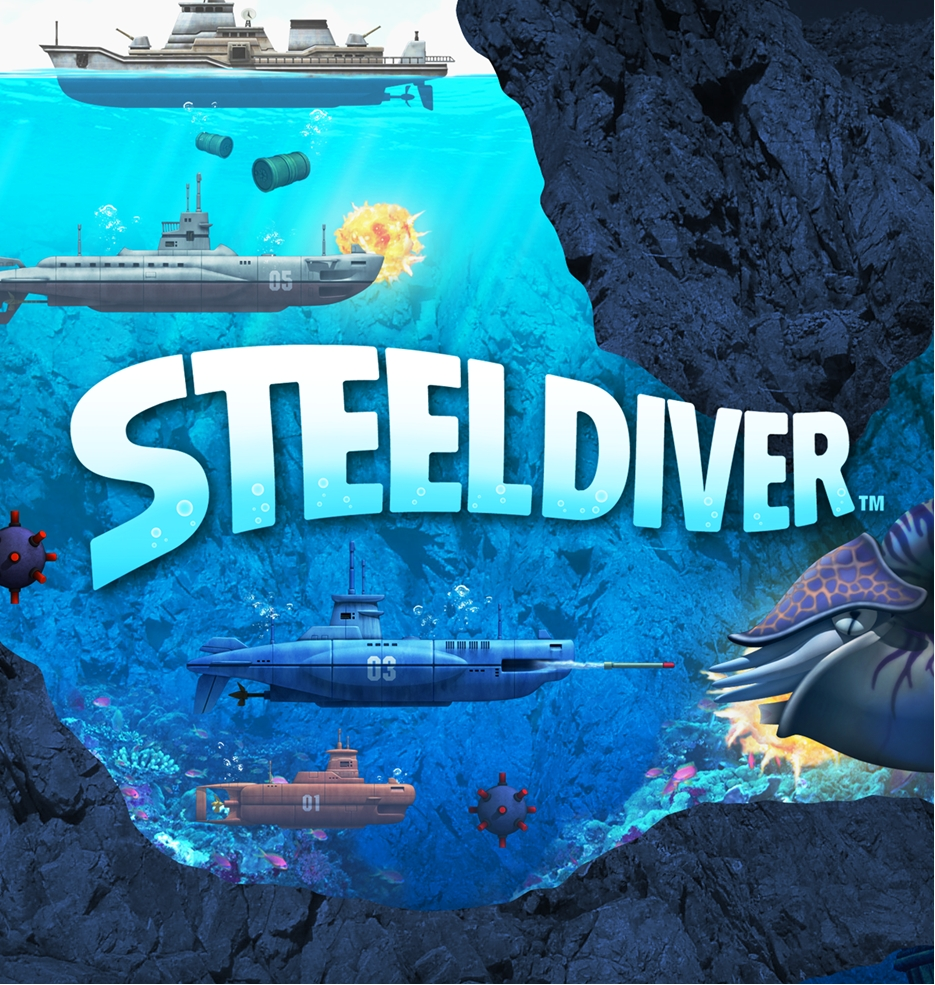 Pure Nintendo Review: Steel Diver