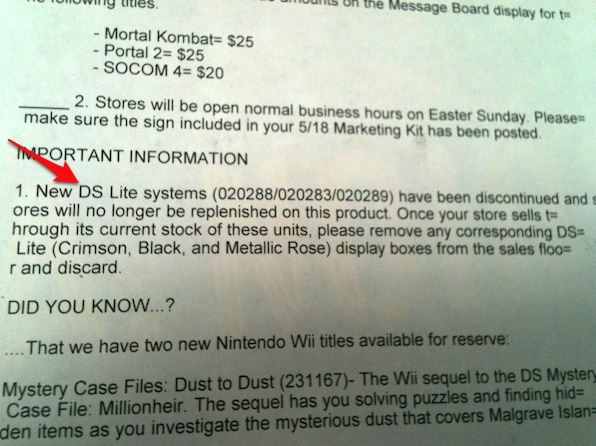 new-ds-lite-systems-have-been-discontinued