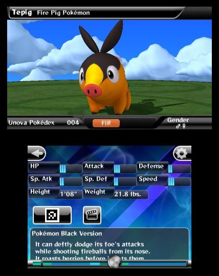 Pokédex 3D Announced for the 3DS eShop