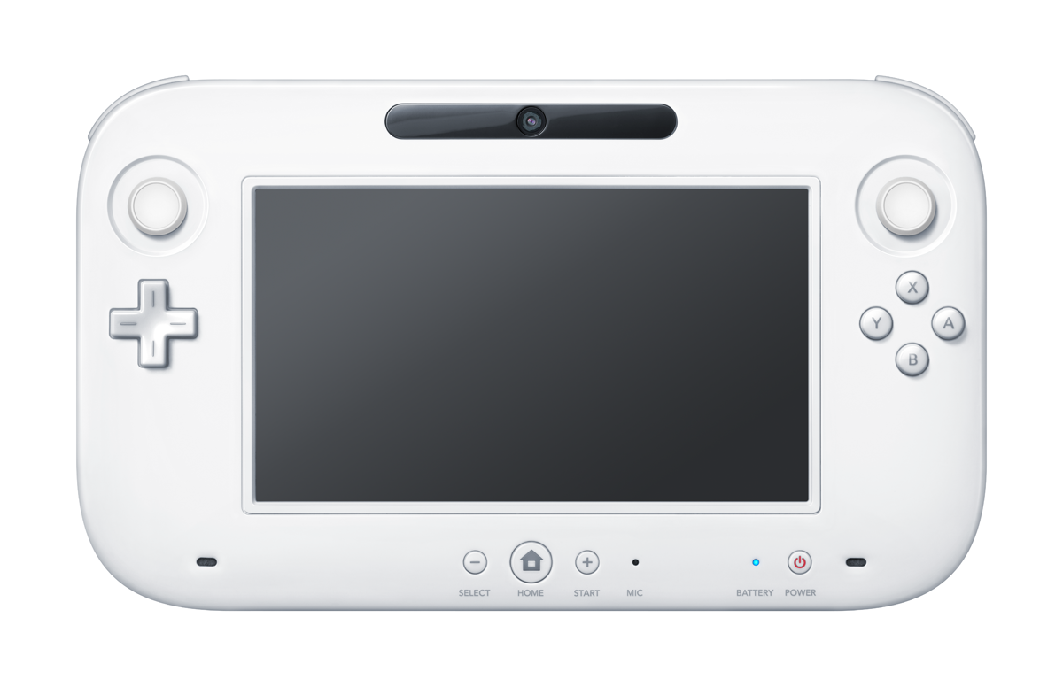 E3 2011: Wii U Hardware Images