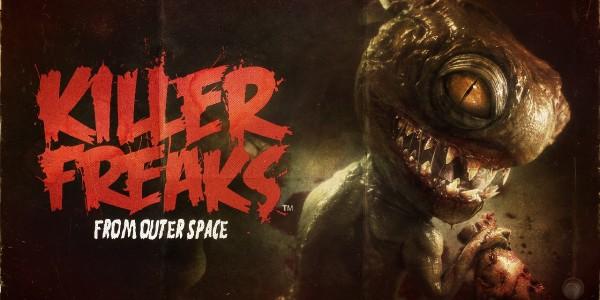 Killer Freaks from Outer Space – walkthrough