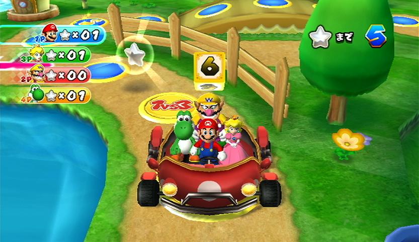 E3 2011: Mario Party 9 Wii Screens