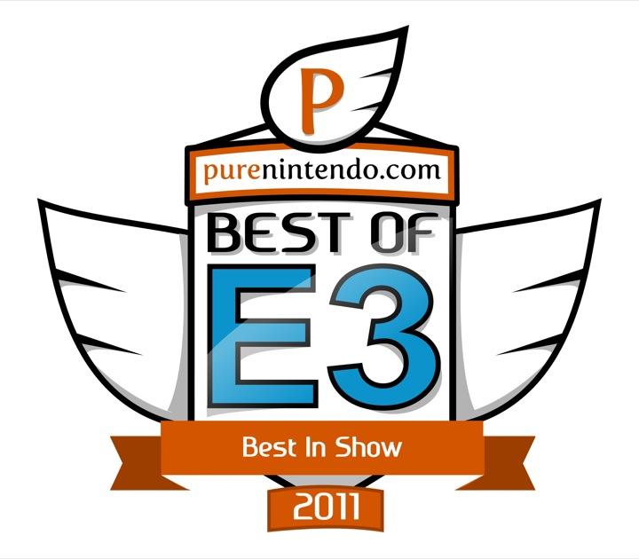 Pure Nintendo Best of E3 2011 Awards (Update)