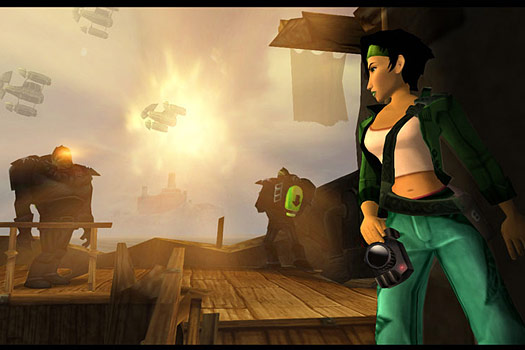 Could Beyond Good and Evil 2 Be Coming To Project Cafe?