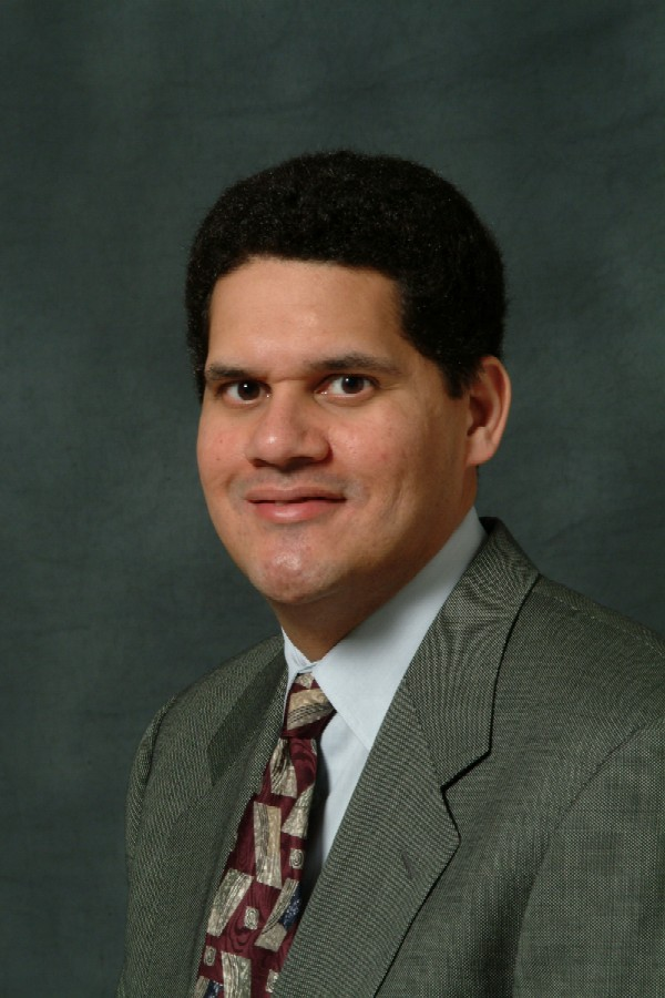 Reggie Talks 20 about the Wii U and himself