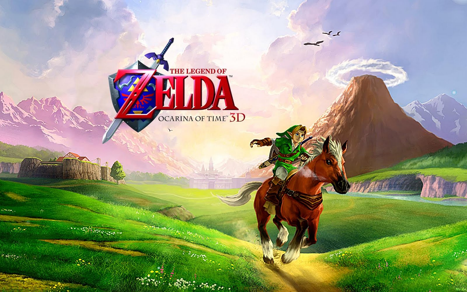 Pure Nintendo Review: The Legend of Zelda Ocarina of Time