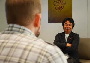 Miyamoto Talks Wii U