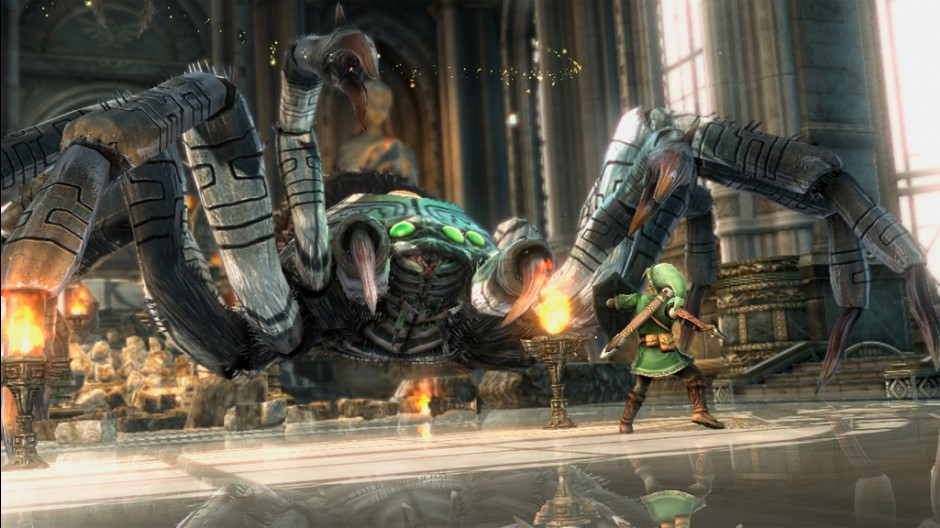 E3 2011: Zelda Tech Demo