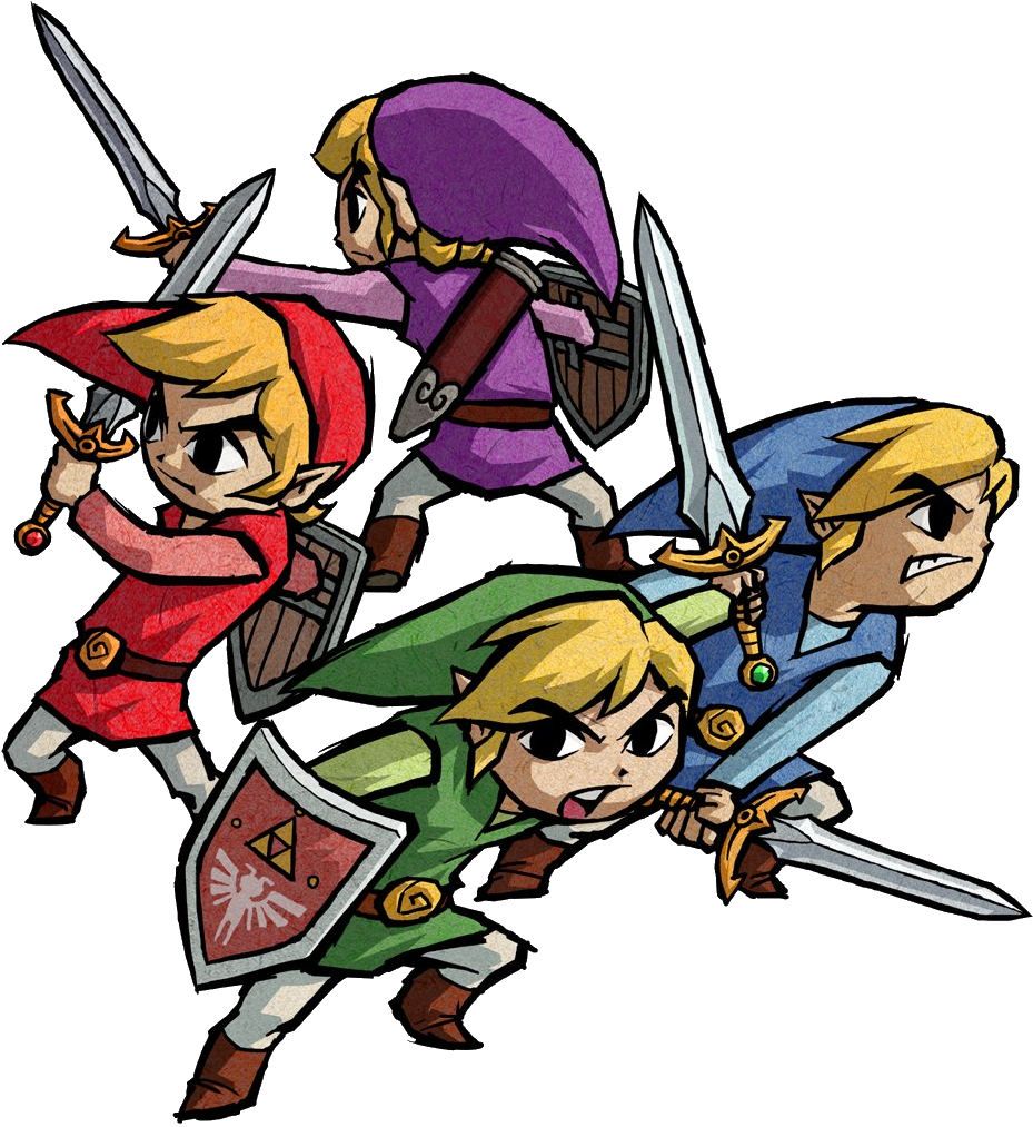 The Legend of Zelda: Four Swords coming for free in September