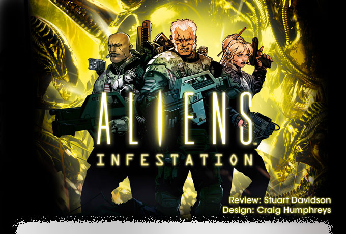 Aliens: Infestation – launch trailer