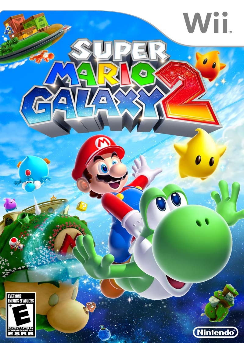 PN Review: Super Mario Galaxy 2