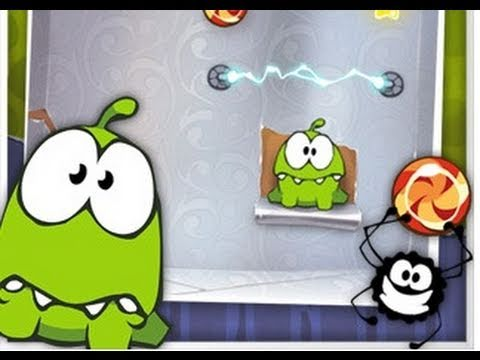Cut the rope available for DSiware