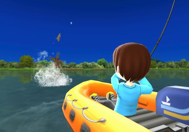 Pure Nintendo Review Fishing Resort Pure Nintendo