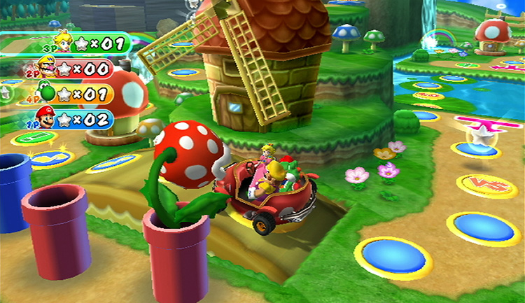 Mario Party Is Announced For 3DS