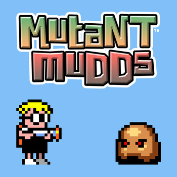 Pure Nintendo Review: Mutant Mudds