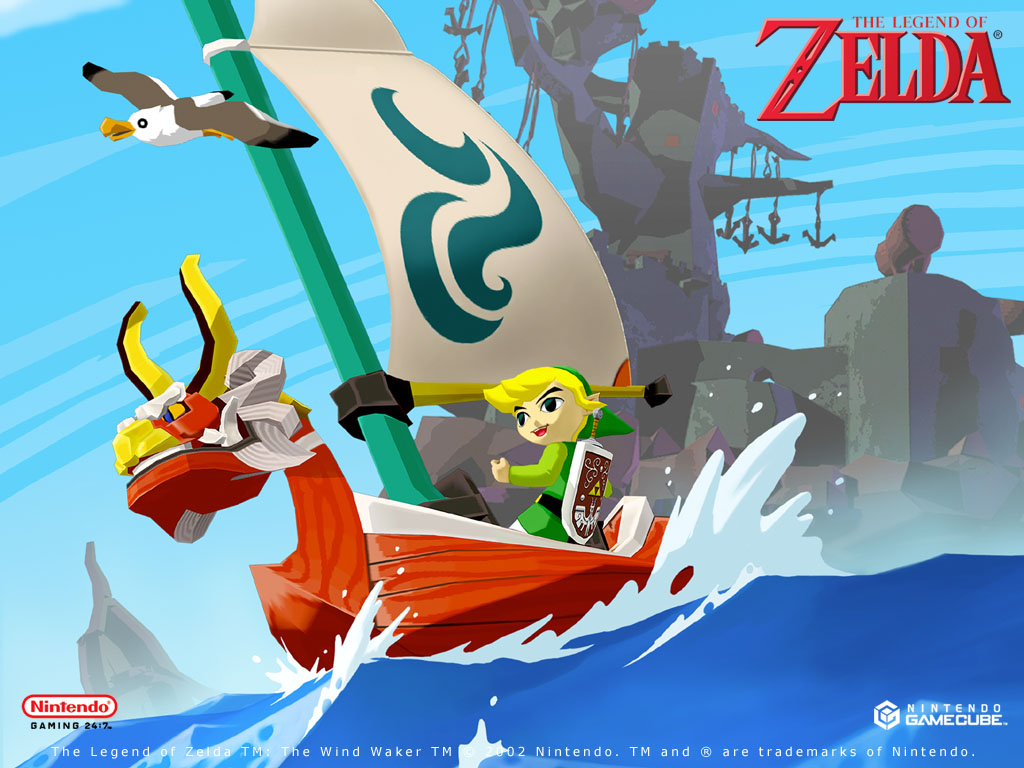 Hands on with Wind Waker HD