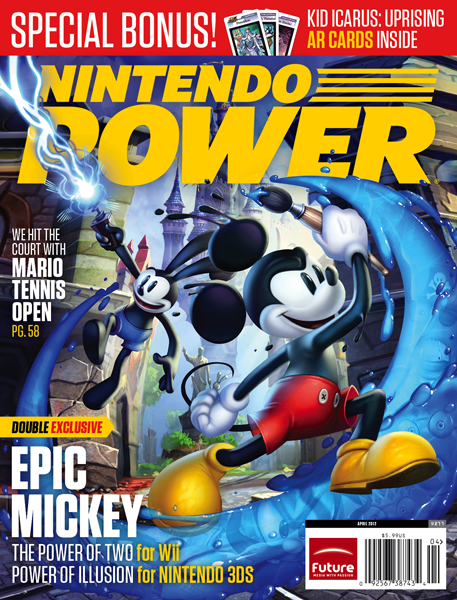 Epic Mickey coming to 3DS
