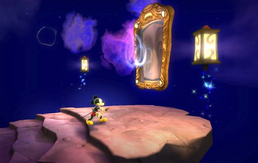 Games Epic Mickey 2