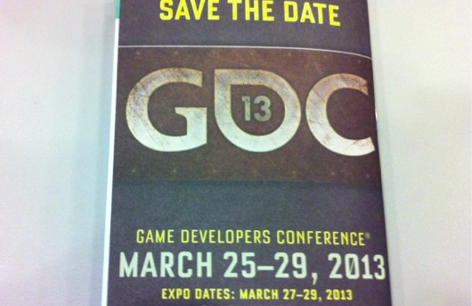 GDC 13 dated