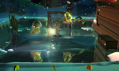 Luigi Mansion 2: Screens and fact sheet