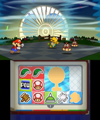 Paper Mario: Sticker Star – Screens, art and fact sheet