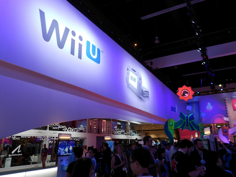 E3 2012 Booth Tour Photos, Nintendo's Booth, and Video Game Museum