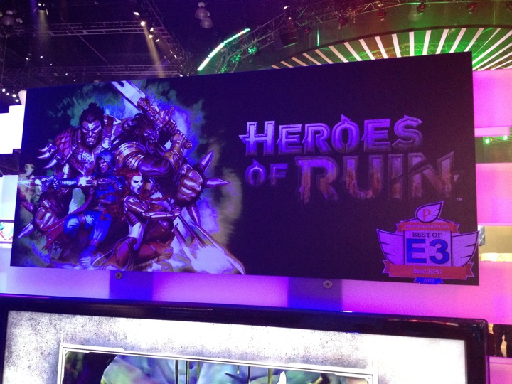 Pure Nintendo: E3 awards on show floor