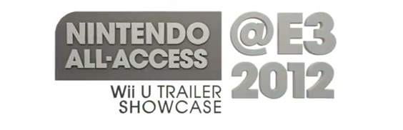 Nintendo All-Access Wii U Trailer Showcase at E3 2012